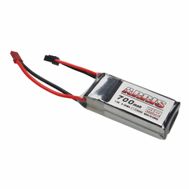 ARRIS 7.4V 700mah 2S Lipo Battery