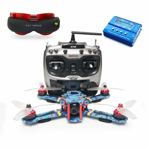 ARRIS C250 V2 RTF with Fatshark Attitude V4 Goggle FPV in All Version