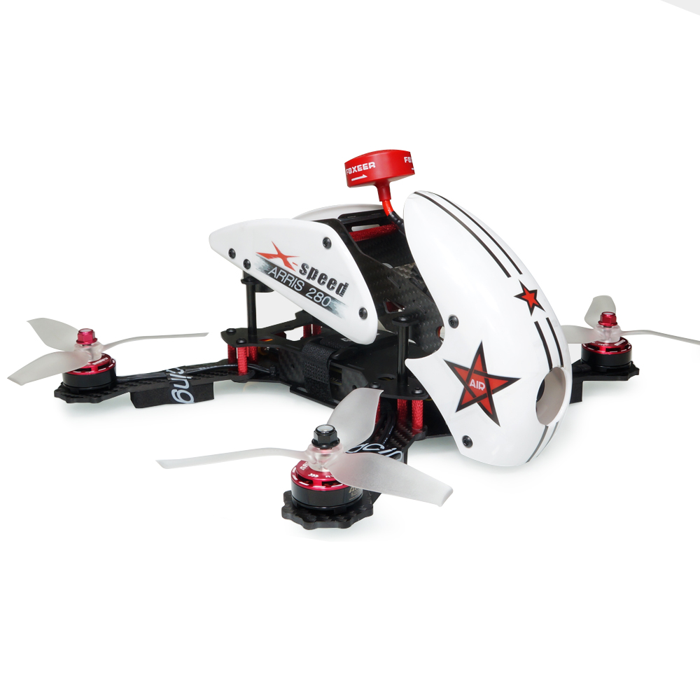 ARRIS X Speed 280 V2 Racing Drone BNF