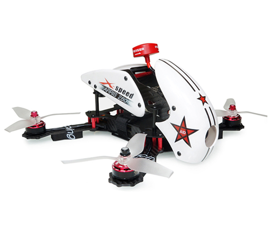 ARRIS X-Speed 280 V2 Racing Drone BNF