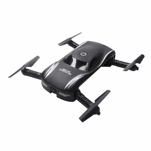 ARRIS X185 Selfie Pocket RC Drone w/ Altitude Hold / 0.3MP HD Camera (Free Shipping)