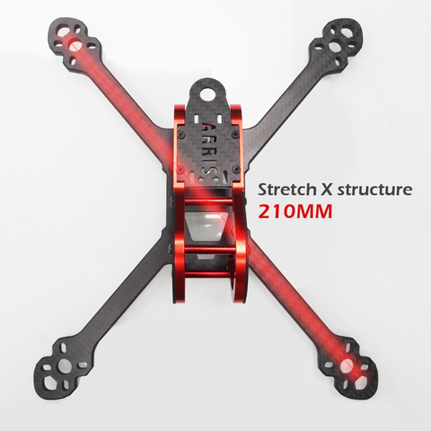 "ARRIS X210S 210MM 5"" FPV Racing Drone Frame Kit"