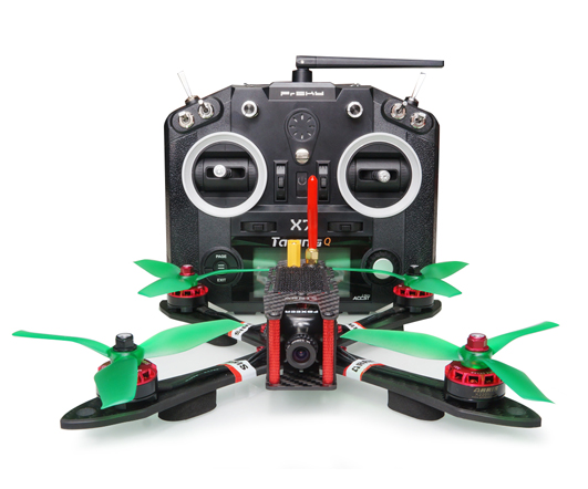 ARRIS X220 FPV Racing Drone RTF with Frsky Q X7 Radio