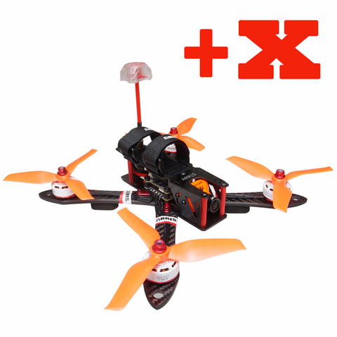 ARRIS X220 FPV Racing Quad DIY Boundle (Free Shipping)