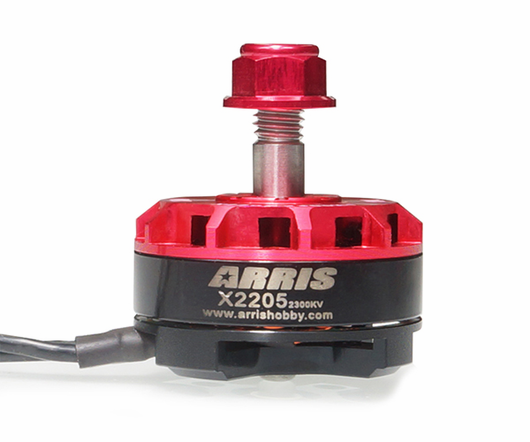 ARRIS X2205 2300KV V2 Brushless Motor for FPV Racing Quads (CW)