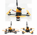 ARRIS X80 80MM 1S Micro Brushless FPV Quadcopter BNF (w/Frsky Receiver) (EU Warehouse)