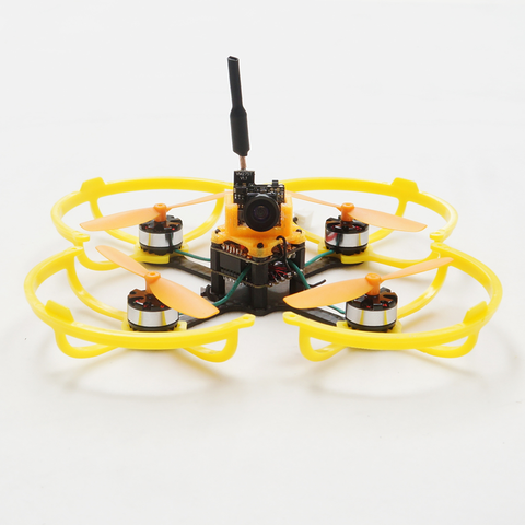 ARRIS X80 80MM 1S Micro Brushless FPV Quadcopter BNF (w/Frsky Receiver) (US Warehouse)