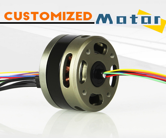 Brushless Motor Customized