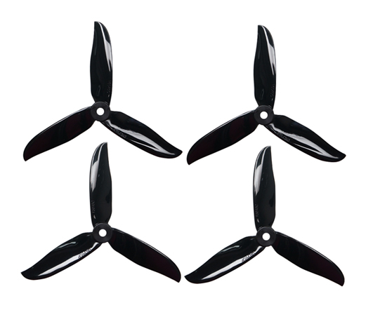 DALPROP Cyclone Series T5045C High End Dynamic Balanced Propeller (Black)