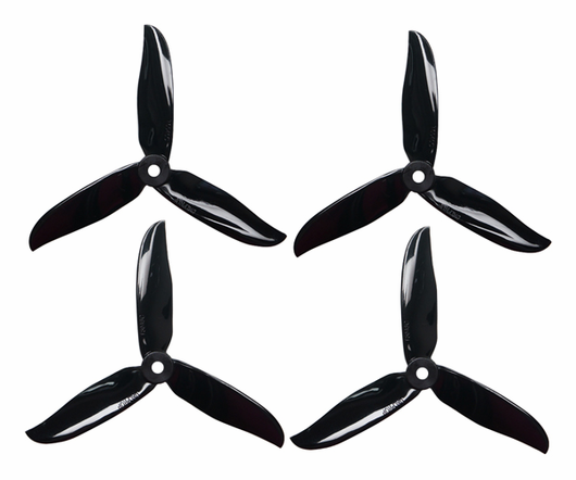 DALPROP Cyclone Series T5046C High End Dynamic Balanced Propeller (Black)
