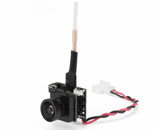 Eachine TX04 PAL Super Mini Light AIO 5.8G 40CH 25MW VTX 700TVL 120 degree Wide Angle FPV Camera (US Warehouse)