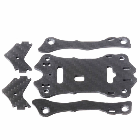 EMAX Hawk 5 Top Plate and Related Parts