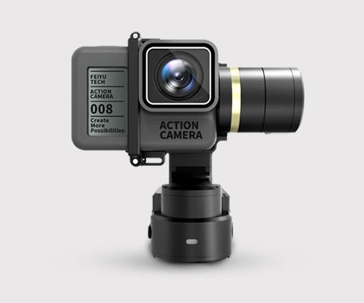 FeiyuTech WG2 Wearable 3 Axis Gimbal Waterproof Gimbal for GoPro 3/4/5 GoPro Session
