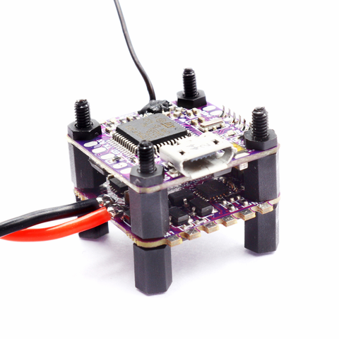 Flycolor S-Tower 4A BHeli-S 1S Dshot ESC with F3 Flight Controller