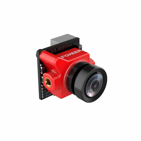 Foxeer Predator Micro 1000TVL Super WDR With OSD Low Latency FPV Camera