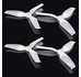 Free shipping!ARRIS 5042 3-blade  Durable Propeller (10 Pairs) (US Warehouse)