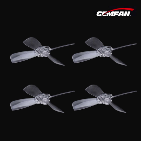 Gemfan 2035BN 4-Blade High Efficiency Propeller (Transparent)