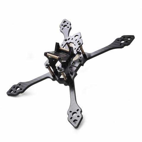 GEP-TSX5 220mm Viper Stretch X FPV Racing Quad Frame