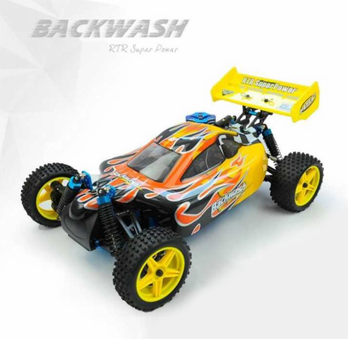 HSP 1/10th Scale 4WD Nitro Off Road Buggy 94166
