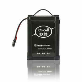 OKCELL 12S 16000MAH 20C Intelligent Battery for Agriculture Drone UAV Drones