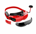TOPSKY F7X V2 3D 5.8G 40CH FPV Goggles with 42 Degree FOV and DVR