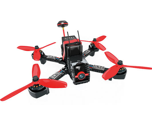 Walkera Furious 215 FPV Racing Drone RTF with Devo 7 Transmitter