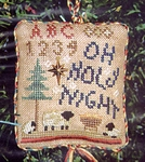 2005 Sampler Ornament - Oh Holy Night