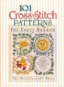 101 Cross-Stitch Patterns for Every Season