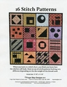 16 Stitch Patterns