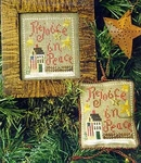 2002 Sampler Ornament - Rejoice In Peace