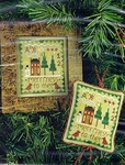 2003 Sampler Ornament - Merriness To Thee