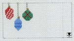 3 Ornaments Gift Tag