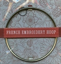 "6"" French Hoop"