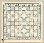 A Quaker Game Board