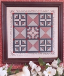 Abe & Mary Lincoln's Quilt Sampler