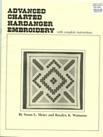Advanced Charted Hardanger Embroidery