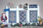 Amish Garden Trio Quilts