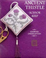 Ancient Thistle Scissor Keep Kit