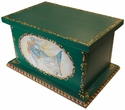Angel Sewing Box