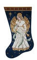 Angels, Nativity & Noah's Ark Stockings