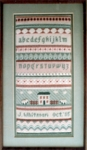 Antique Band Sampler