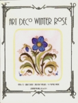 Art Deco Winter Rose