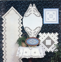 Award-Winning Designs in Hardanger Embroidery 1989