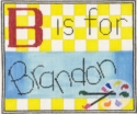B is for Brandon