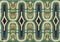 Baroque, Teal