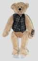 Bear With Thistle Tartan Vest