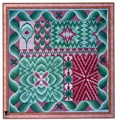 Beautiful Bargello Sampler