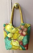 Belize Floral Bag