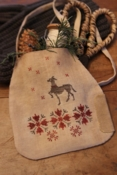 Big Dog Sewing Pouch