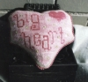 Big Heart Paperweight